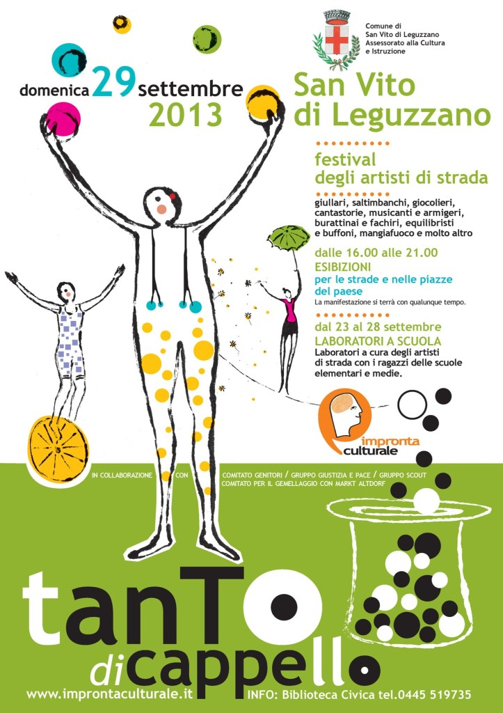 manifestoTantoCappello2013
